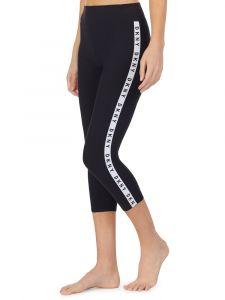 3/4 Leggings The Warm Up schwarz von DKNY Sleepwear