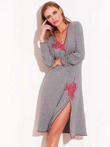 Modal Langarm Nachthemd FUMO von Chiara Fiorini