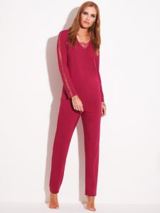 Modal Pyjama LAMPONE von Chiara Fiorini