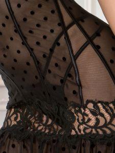 Ouvert String Claudine schwarz von RC Private Collection Babette