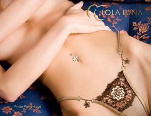 Lola Luna String Varna braun-gold