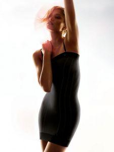 Triumph Retro Sensation Bodydress / Unterkleid schwarz