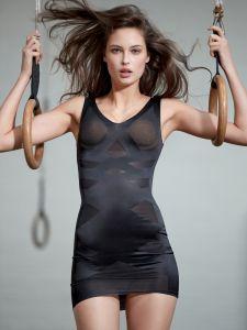 Shapewear Kleid Clotilde schwarz von Suggest by Pain de Sucre