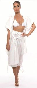 Strandhose Sailor off-white von Rebecca