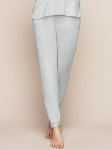 Tencel Pyjama Hose grey melange Climate Control von Triumph
